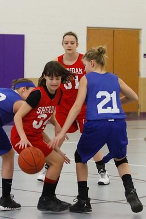Sheridan 6th Grade vs Warren Local