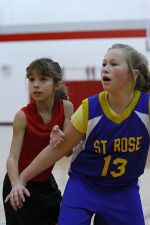 Somerset vs St. Rose 5th Grade