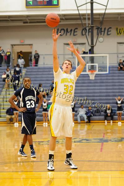2011-12 Clarkston JV Basketball vs Southfield image 135