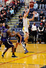 2011-12 Clarkston Varsity Basketball vs  Pontiac image 109
