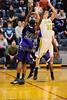 2011-12 Clarkston Varsity Basketball vs  Pontiac image 061