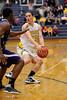 2011-12 Clarkston Varsity Basketball vs  Pontiac image 083