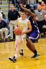 2011-12 Clarkston Varsity Basketball vs  Pontiac image 119