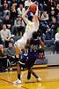 2011-12 Clarkston Varsity Basketball vs  Pontiac image 067