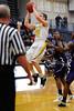2011-12 Clarkston Varsity Basketball vs  Pontiac image 111