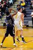 2011-12 Clarkston Varsity Basketball vs  Pontiac image 103