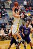 2011-12 Clarkston Varsity Basketball vs  Pontiac image 113