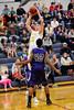 2011-12 Clarkston Varsity Basketball vs  Pontiac image 073