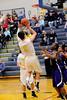 2011-12 Clarkston Varsity Basketball vs  Pontiac image 105