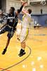 2011-12 Clarkston Varsity Basketball vs Southfield image 299