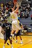 2011-12 Clarkston Varsity Basketball vs Southfield image 082