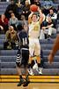2011-12 Clarkston Varsity Basketball vs Southfield image 100
