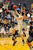 2011-12 Clarkston Varsity Basketball vs Southfield image 321