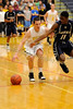 2011-12 Clarkston Varsity Basketball vs Southfield image 067