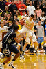 2011-12 Clarkston Varsity Basketball vs Southfield image 115