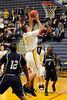 2011-12 Clarkston Varsity Basketball vs Southfield image 127