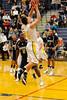 2011-12 Clarkston Varsity Basketball vs Southfield image 081