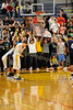 2011-12 Clarkston Varsity Basketball vs Southfield image 060