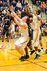 2011-12 Clarkston Varsity Basketball vs Southfield image 329