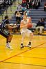 2011-12 Clarkston Varsity Basketball vs Southfield image 107