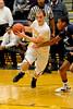 2011-12 Clarkston Varsity Basketball vs Southfield image 084