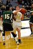 2011-12 Clarkston Varsity Basketball vs  FHH image 224