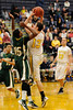 2011-12 Clarkston Varsity Basketball vs  FHH image 121