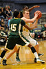 2011-12 Clarkston Varsity Basketball vs  FHH image 206