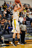 2011-12 Clarkston Varsity Basketball vs  FHH image 057