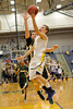 2011-12 Clarkston Varsity Basketball vs  FHH image 059