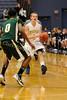 2011-12 Clarkston Varsity Basketball vs  FHH image 056