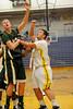 2011-12 Clarkston JV Basketball vs  FHH image 033