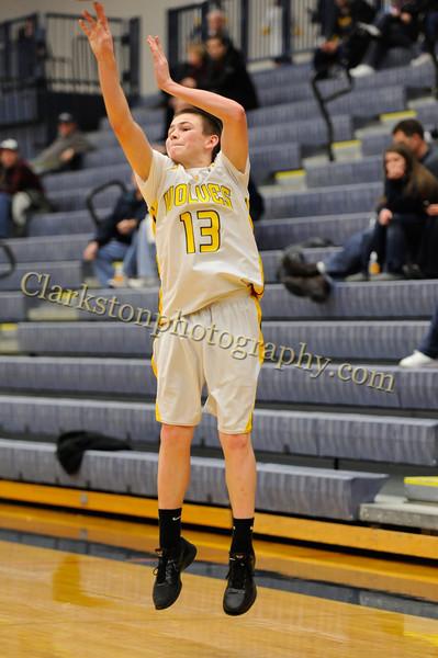 2011-12 Clarkston JV Basketball vs  FHH image 013