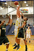 2011-12 Clarkston JV Basketball vs  FHH image 066