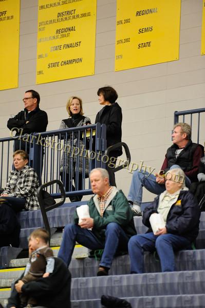 2011-12 Clarkston JV Basketball vs  FHH image 011