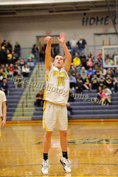 2011-12 Clarkston JV Basketball vs  FHH image 185