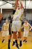 2011-12 Clarkston JV Basketball vs  FHH image 097
