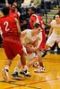 2011-12 Clarkston Varsity Basketball vs  Southfield Lathrup image 026