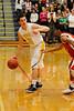 2011-12 Clarkston Varsity Basketball vs  Southfield Lathrup image 032