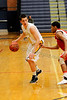 2011-12 Clarkston Varsity Basketball vs  Southfield Lathrup image 035