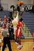 2011-12 Clarkston Varsity Basketball vs  Southfield Lathrup image 013
