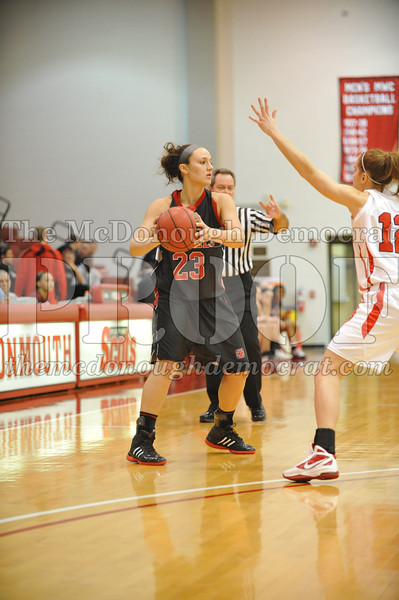 Coll Women's Bb Monmouth vs Grinnell 01-25-12 039