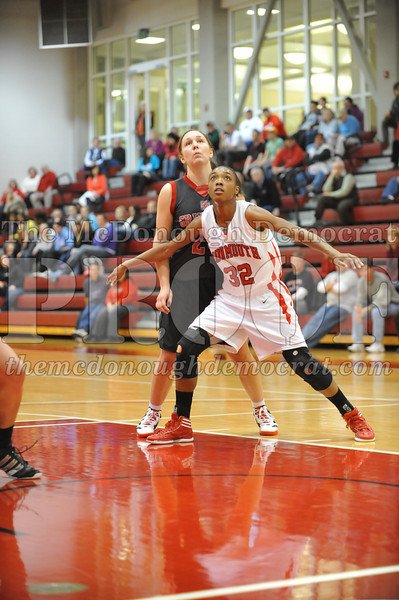 Coll Women's Bb Monmouth vs Grinnell 01-25-12 076