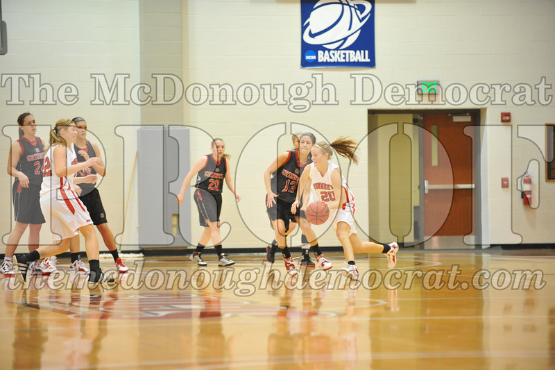Coll Women's Bb Monmouth vs Grinnell 01-25-12 013