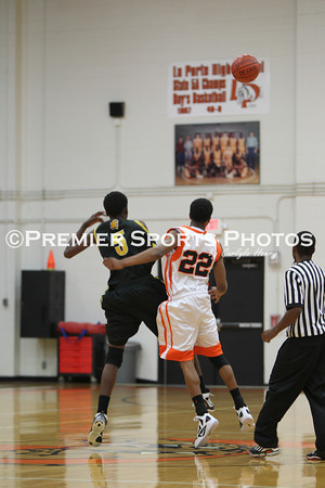 La Porte Boys JV Basketball vs Hastings 11/15/2011