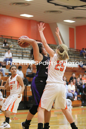 La Porte Girls Varsity Basketball vs Humble 11/21/2011