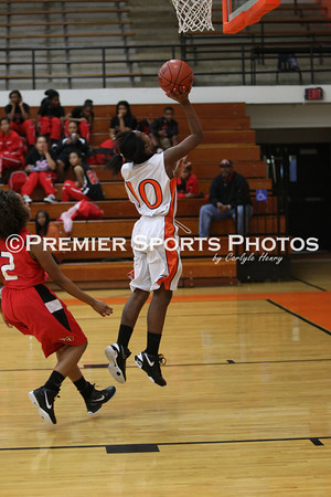 La Porte JV Basketball vs. Port Arthur Memorial 1/6/2012