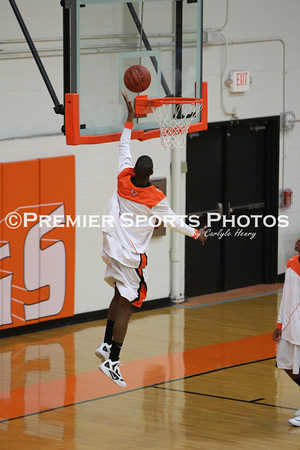 La Porte Varsity Basketball vs. Pasadena Memorial 1/2/2012