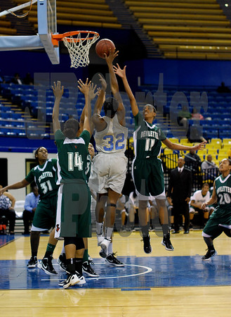 Mississippi Valley State vs. Southern University 02/13/2012