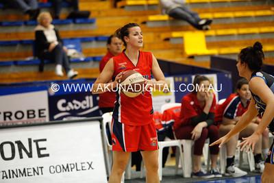 RND 11 Lady Braves v Geelong 1 June 2012